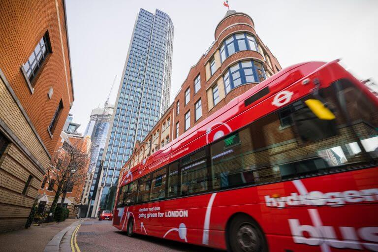 Central London Ultra Low Emission Zone 2019 launch