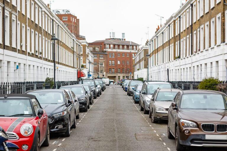 Cheap parking in Greater London