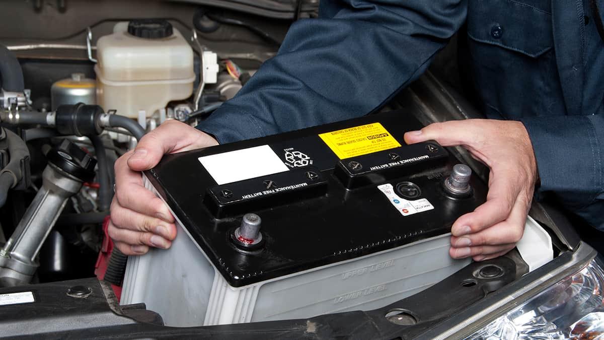 Car Batteries - Cost to replace