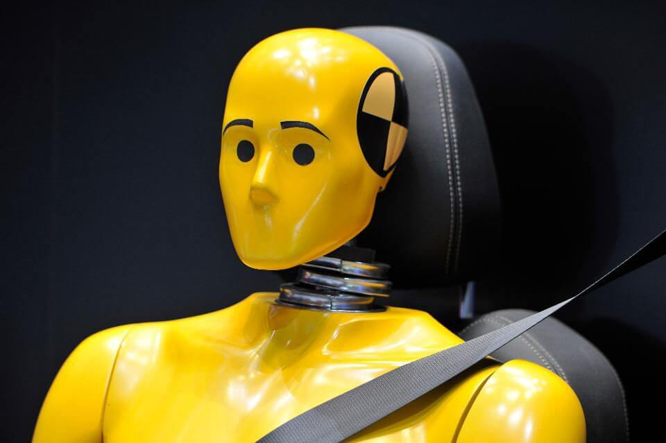 Crash Test Dummies - NCAP ratings