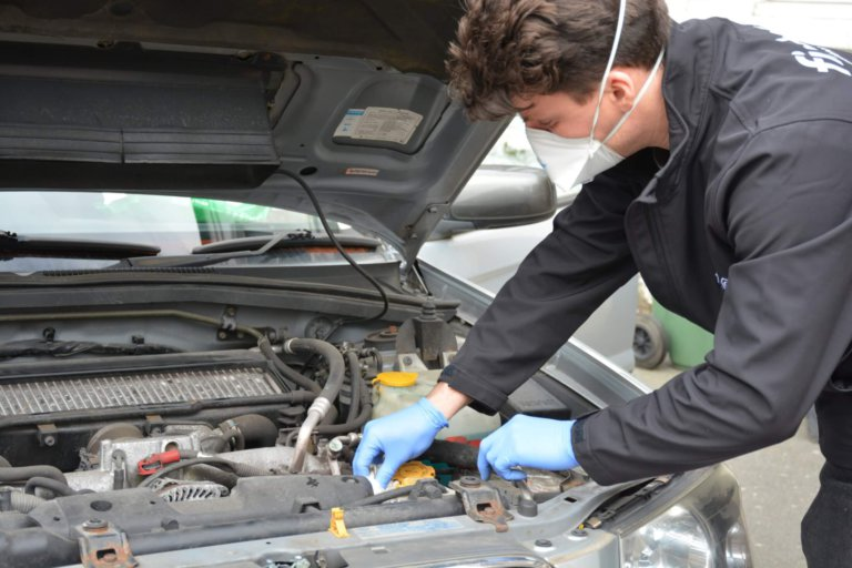 Sanitising and disinfecting your car during the Coronavirus