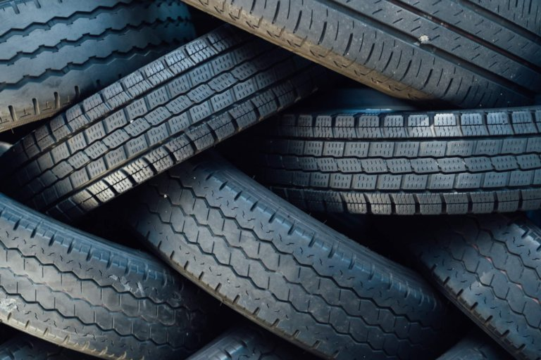 Low profile tyres for alloy wheels
