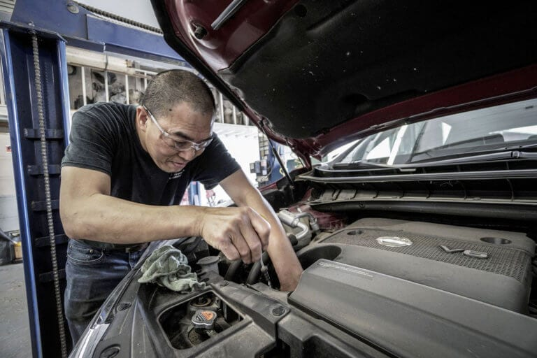 When is my car service due, and what car service do I need?